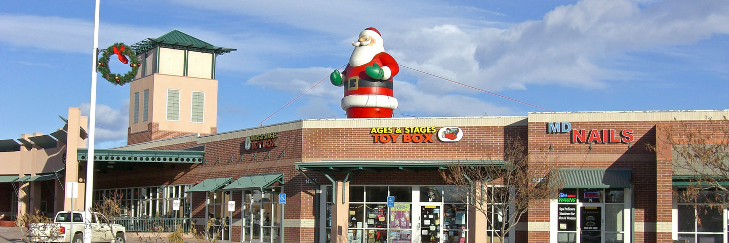 Inflatable Ballon Santa Claus Image