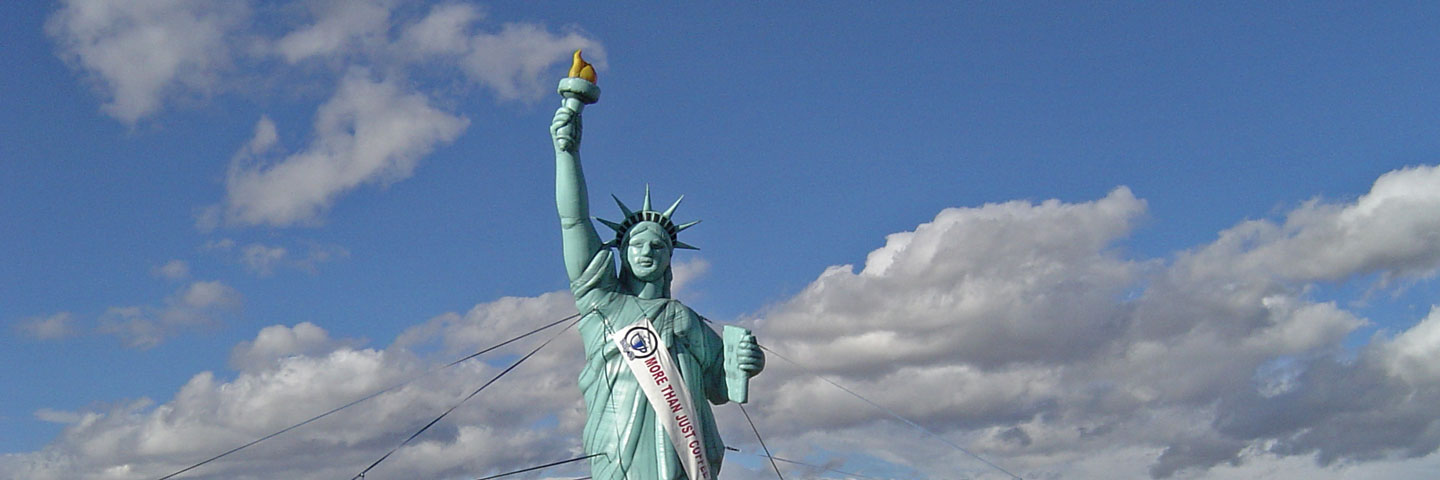 Statue of Liberty Inflatables